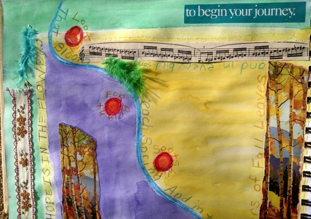 Visual Journaling by Become Your Own Guru