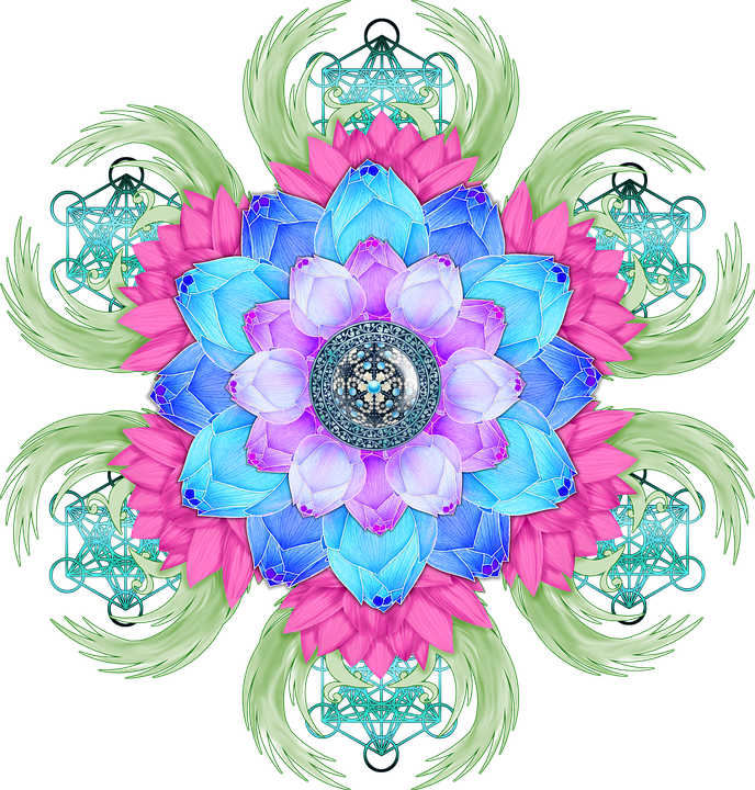 Like the beautiful petals that make up a lotus flower, each of us is comprised of different parts that make up our Whole.