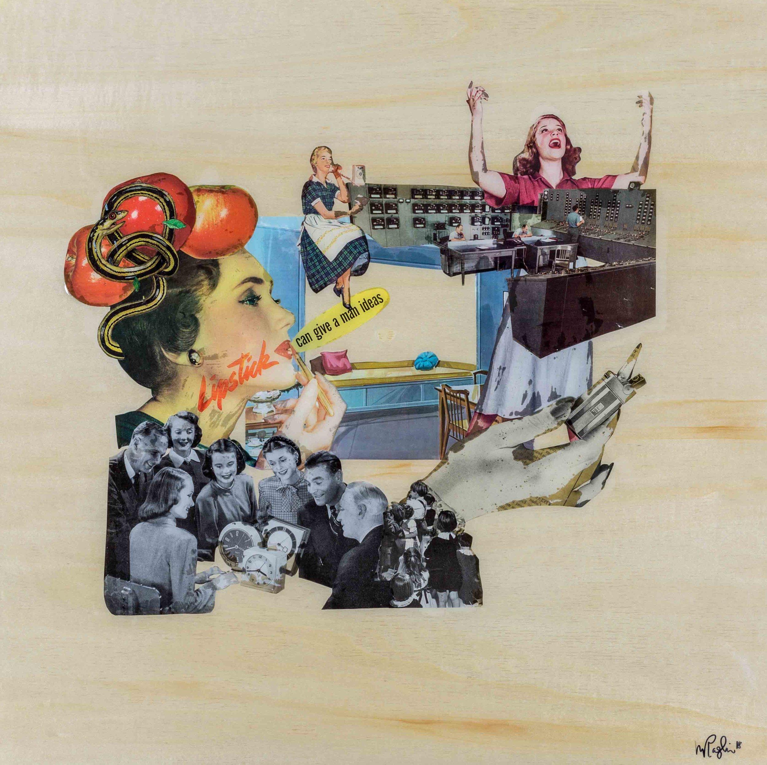 Nest IV by Marissa Raglin