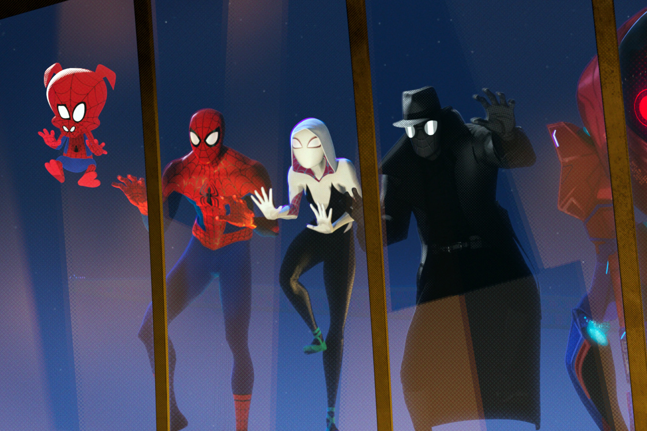 Spider-Man: Into the Spider-Verse at Lions Park