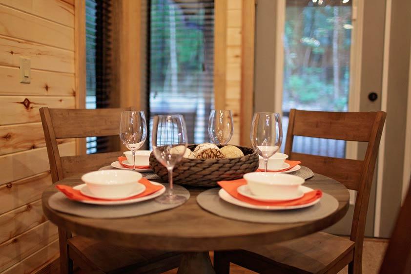 Rustic Retreat | Dining Room