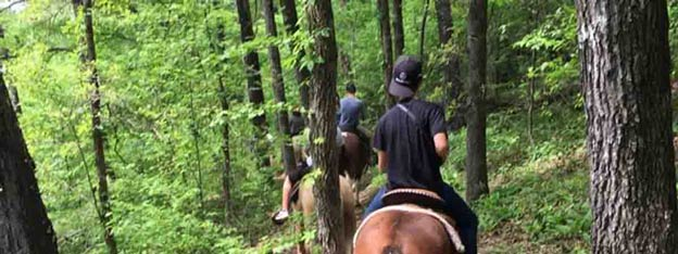 Top Things to do in Broken Bow | Horseback Riding