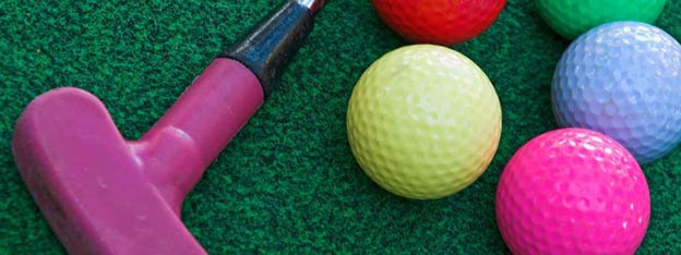 Top Things to do in Broken Bow   Minature Golf