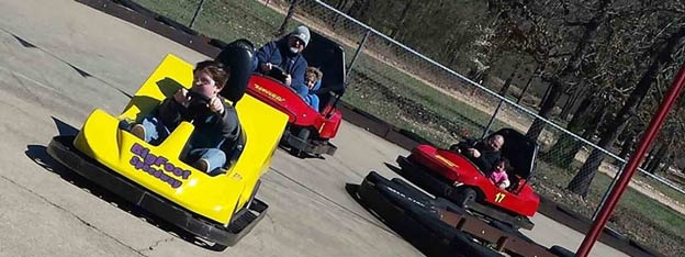 Top Things to do in Broken Bow | Go Karts