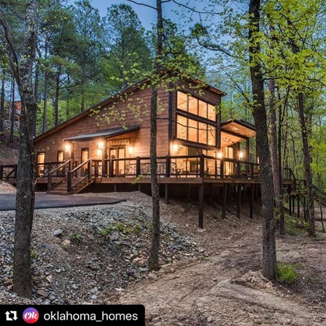 Thank you for sharing Rustic Hollow with your followers, @oklahoma_homes! #Repost @oklahoma_homes with @make_repost ・・・ This cabin is a must see! We love the modern feel and cozy environment. Truly incredible design! Make sure to check stories for more pictures! . . . #brokenbow #homes #realestate #home #realtor #design #luxury #interiordesign #realestateagent #homedecor #house #luxuryhomes #architecture #property #houses #luxuryrealestate #decor #homesweethome #interior #investment #forsale #dreamhome #lifestyle #realtorlife #art #realty #properties #homedesign #oklahoma