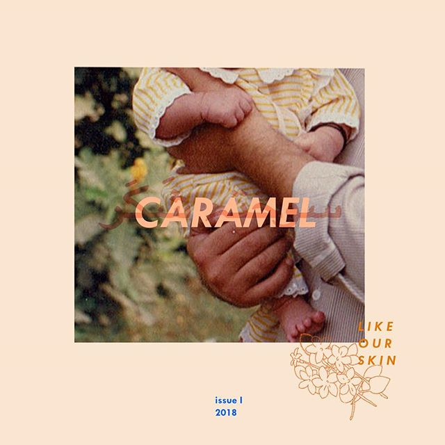 09/06/18- I am so anxious for this but also extremely excited to be sharing this small publication which has consumed me for the past year. Caramel is a shared journal between my younger sister and I. It documents majority of our experiences as immigrants living in the U.K. for the past ten years. We explored themes such as mental health, culture, memories, identity and sexuality. Come to our one night exhibition + publication launch and have iftar with us, I am making the biggest batch of saag, daal and biryani.