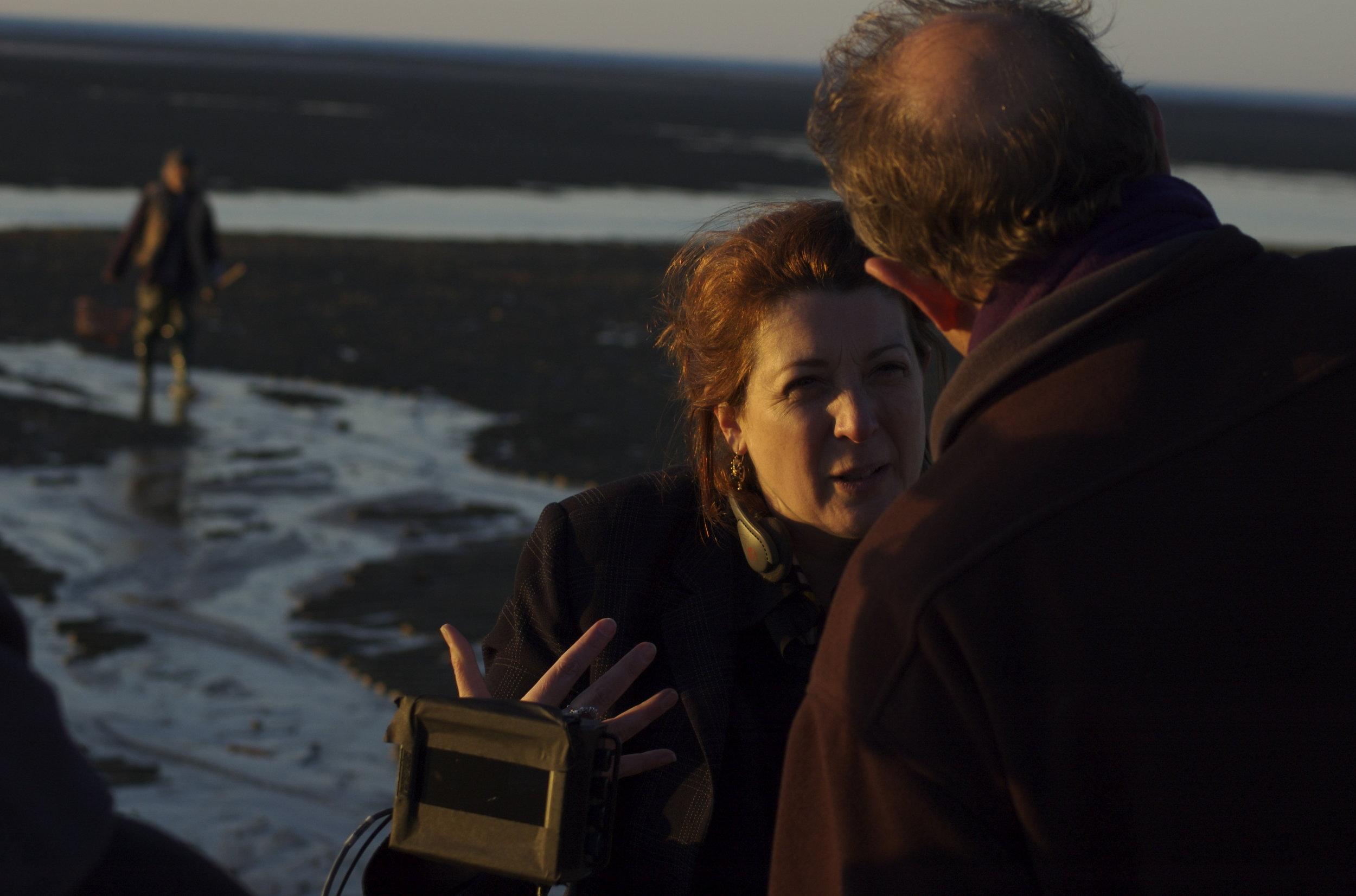 Gwen Wynne with cinematographer Chris Chomyn.jpg