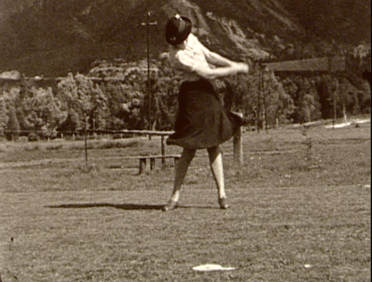 Late 1930s in Bogata, Columbia...