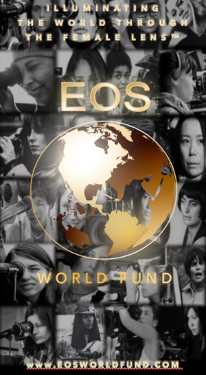 Eos World Fund is a new global initiative spearheaded by Director/Producer Gwen Wynne that supports innovative female filmmakers. The mission of EOS is to provide financing and distribution to visionary woman filmmakers with bold ideas that challenge perceptions and push the boundaries of the creative and visual arts. EOS will provide a platform to bring these projects to a worldwide audience.The EOS World Fund awarded its first recipients, trailblazing filmmakers Nina Menkes and Julie Dash, in January 2018.