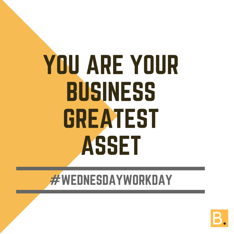 you are the greatest asset in your business - bukky olaleye