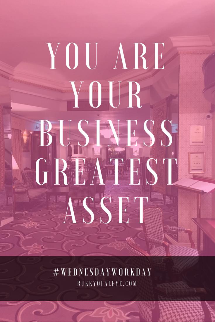 GREATEST BUSINESS ASSET