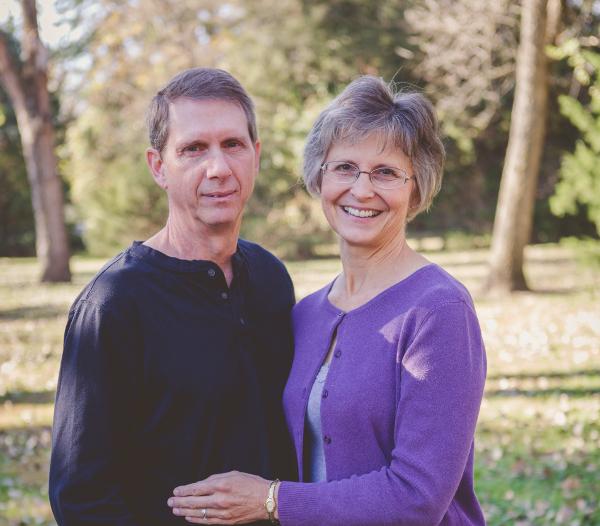 Mark and Deb Gilmore