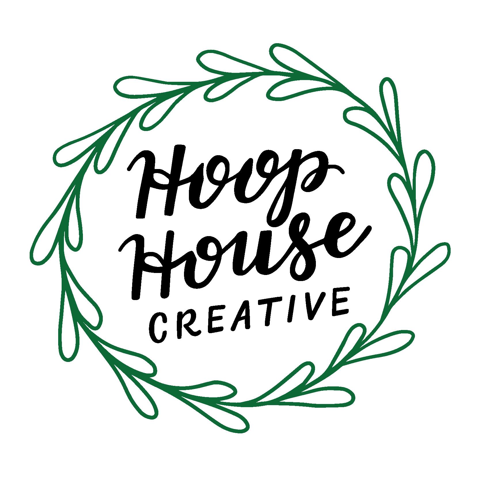 Hoop House Creative Logo Design