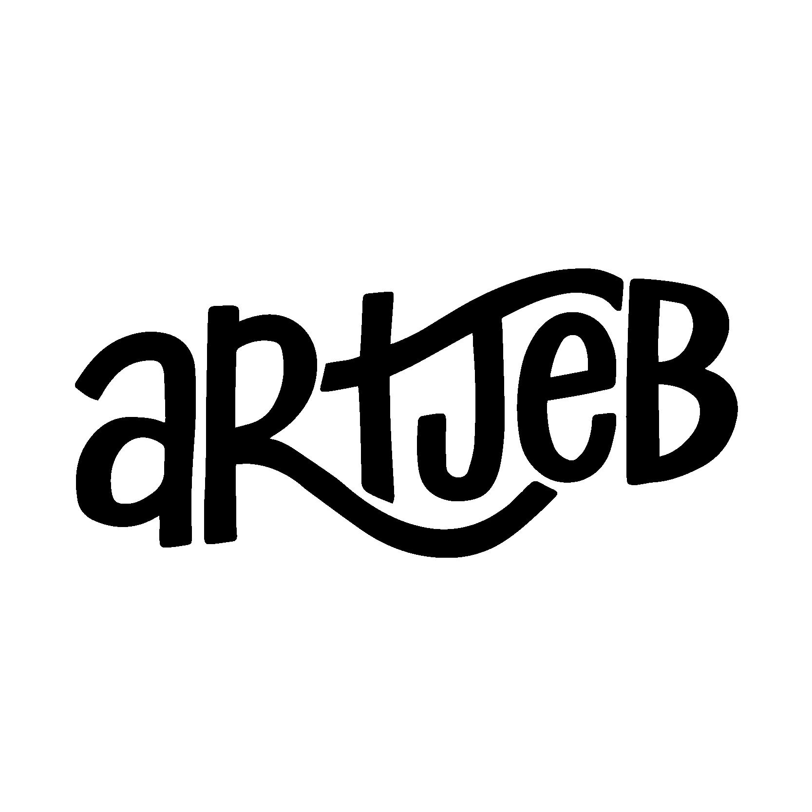 Artjeb Logo Design for local Peoria artist