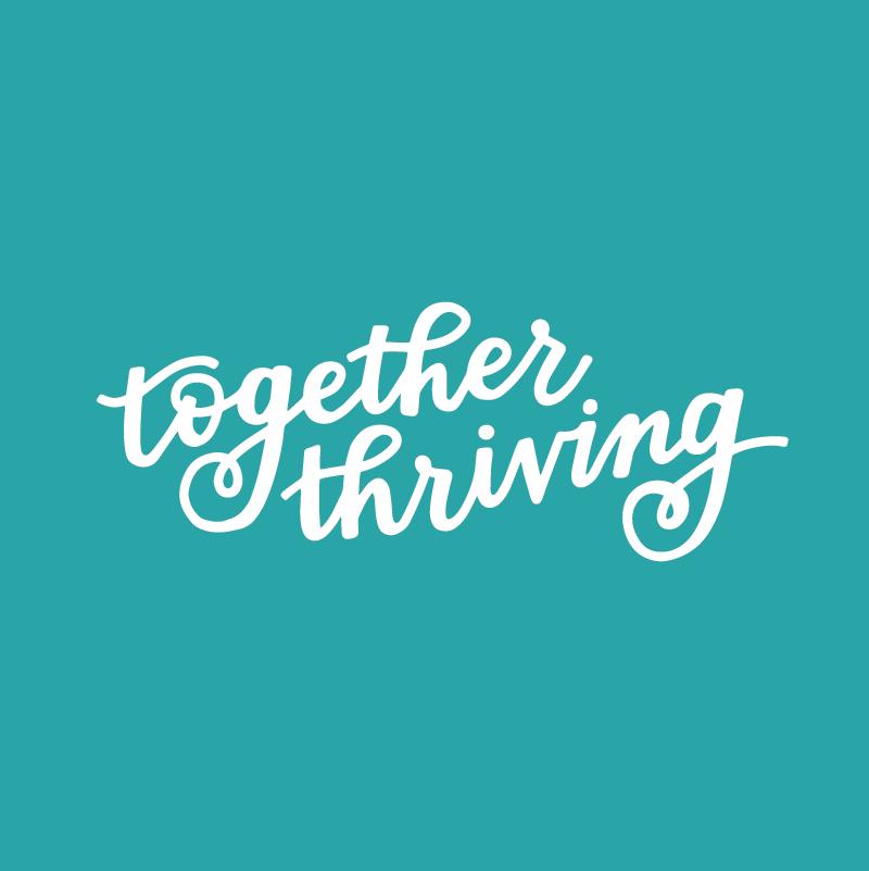 Together Thriving Logo Design