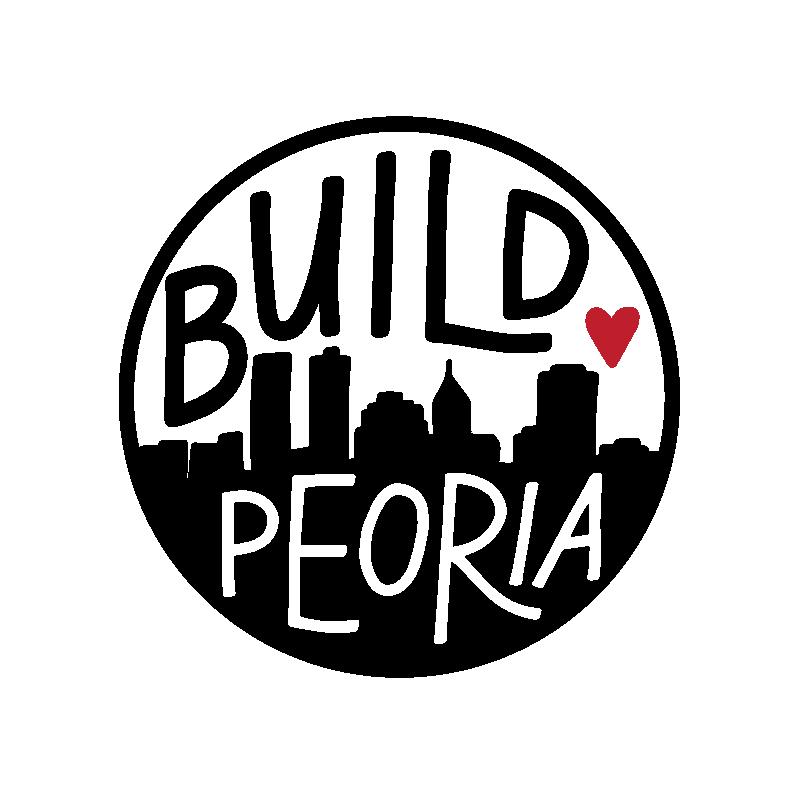 Build Peoria Logo Design
