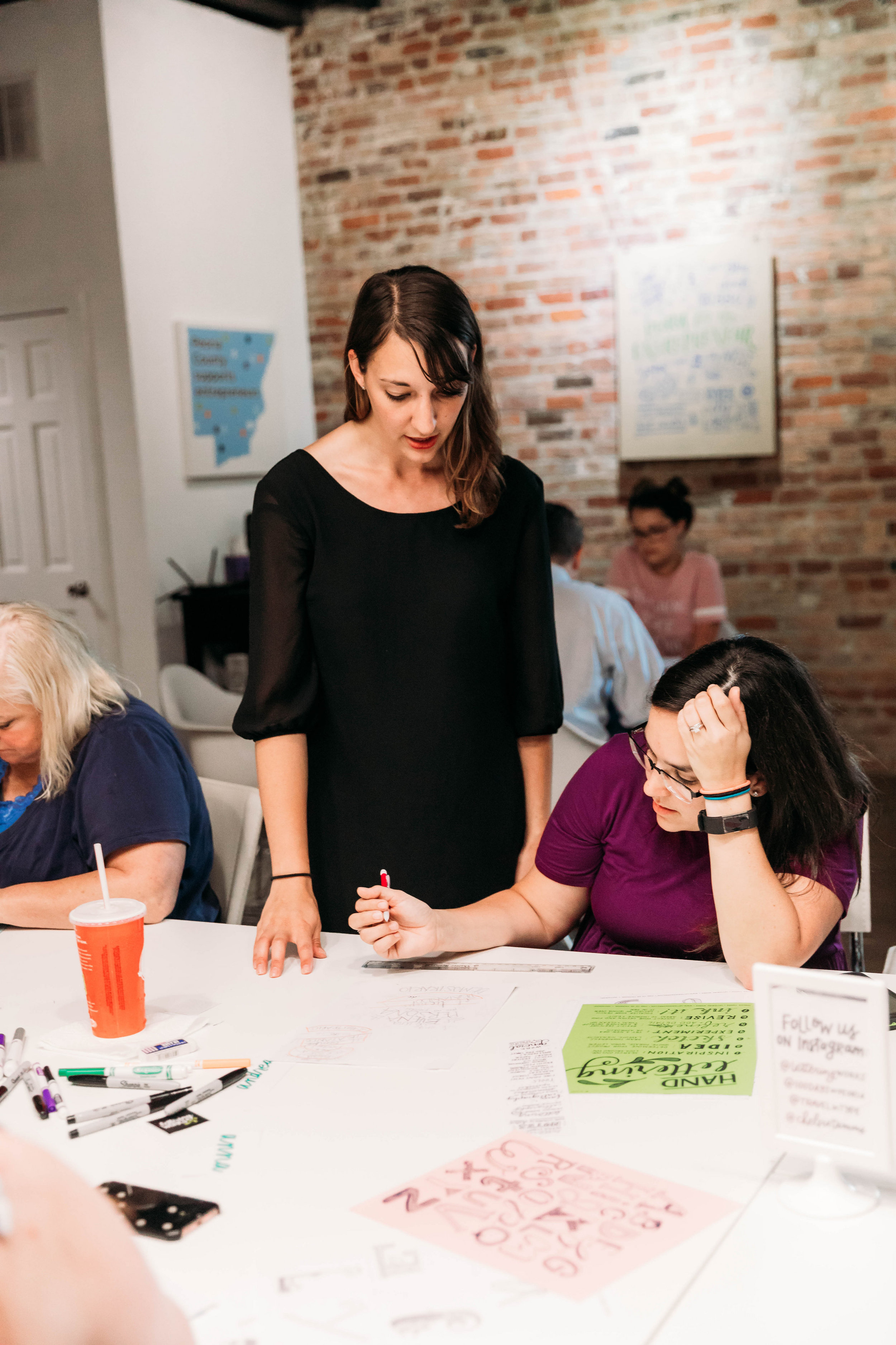 Hand Lettering Workshop