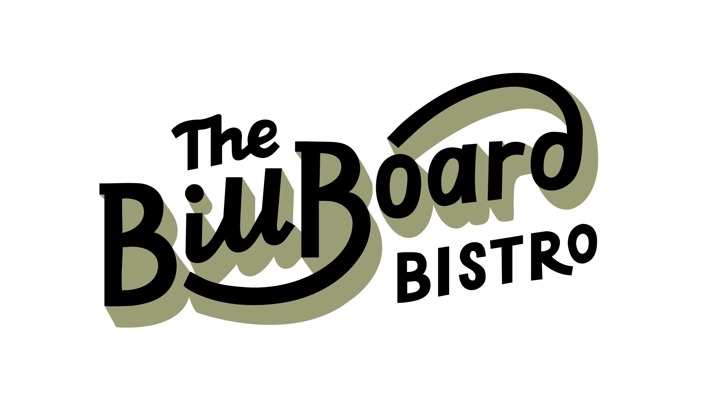 The Billboard Bistro Logo