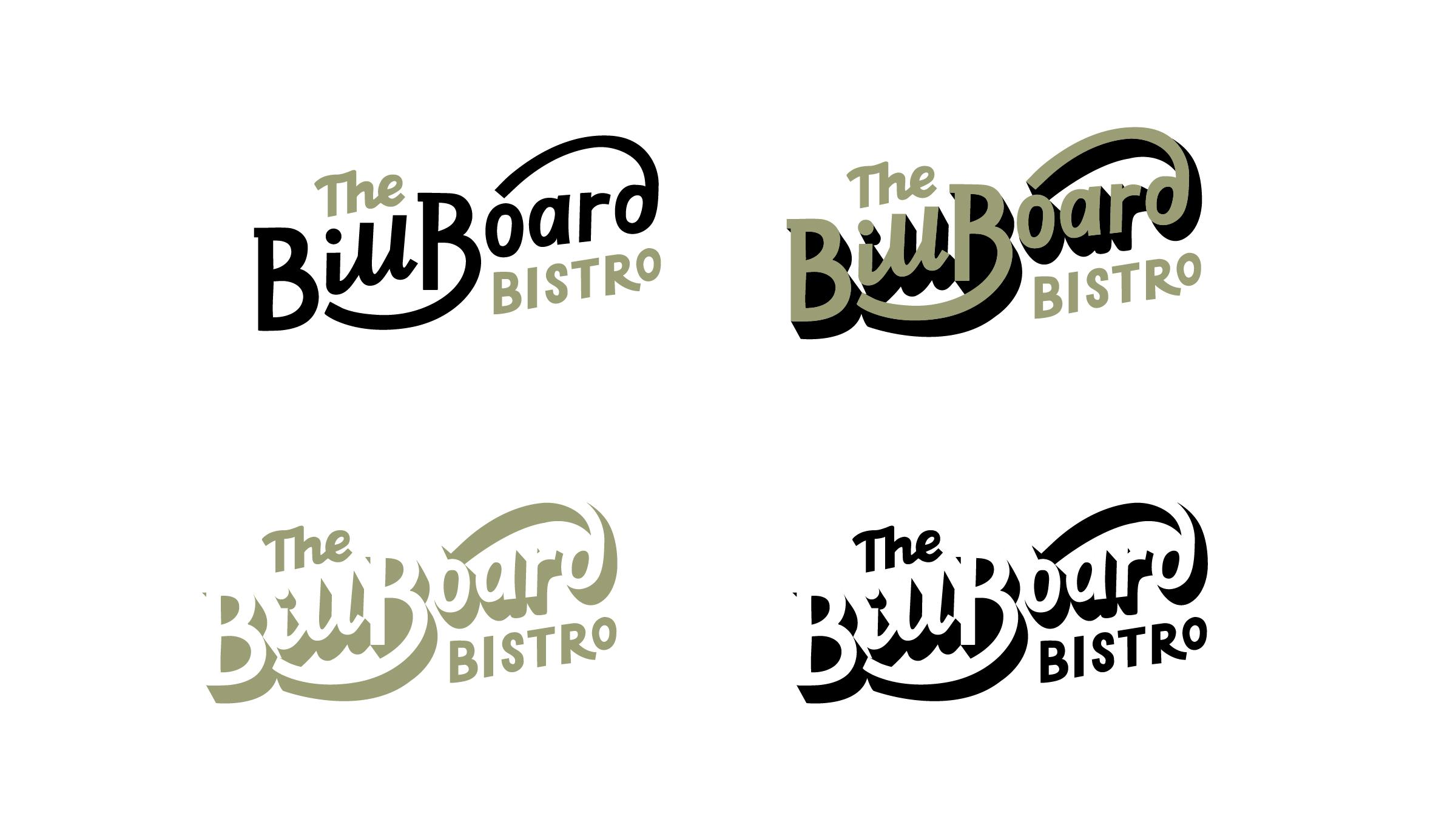 Logo Design - color variants