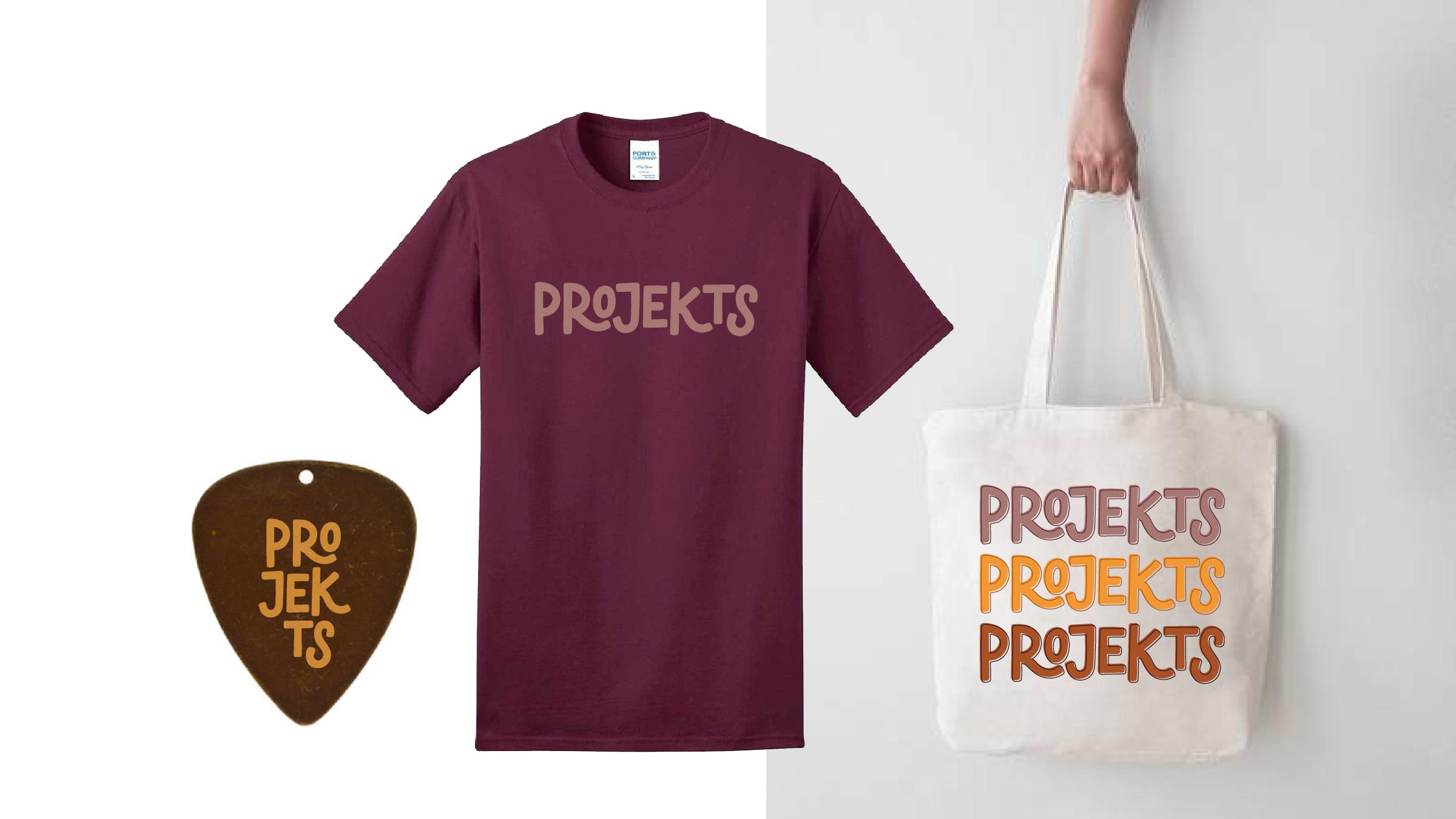 Projekts Branding