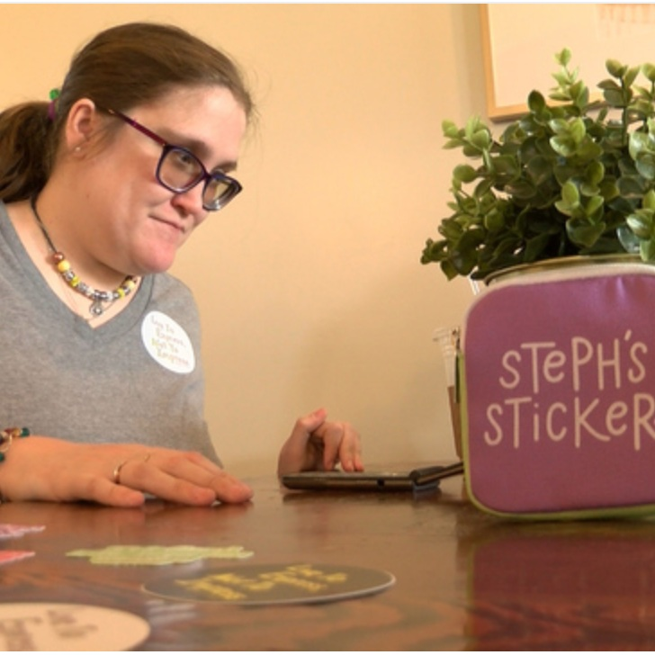 Steph's Stickers Project