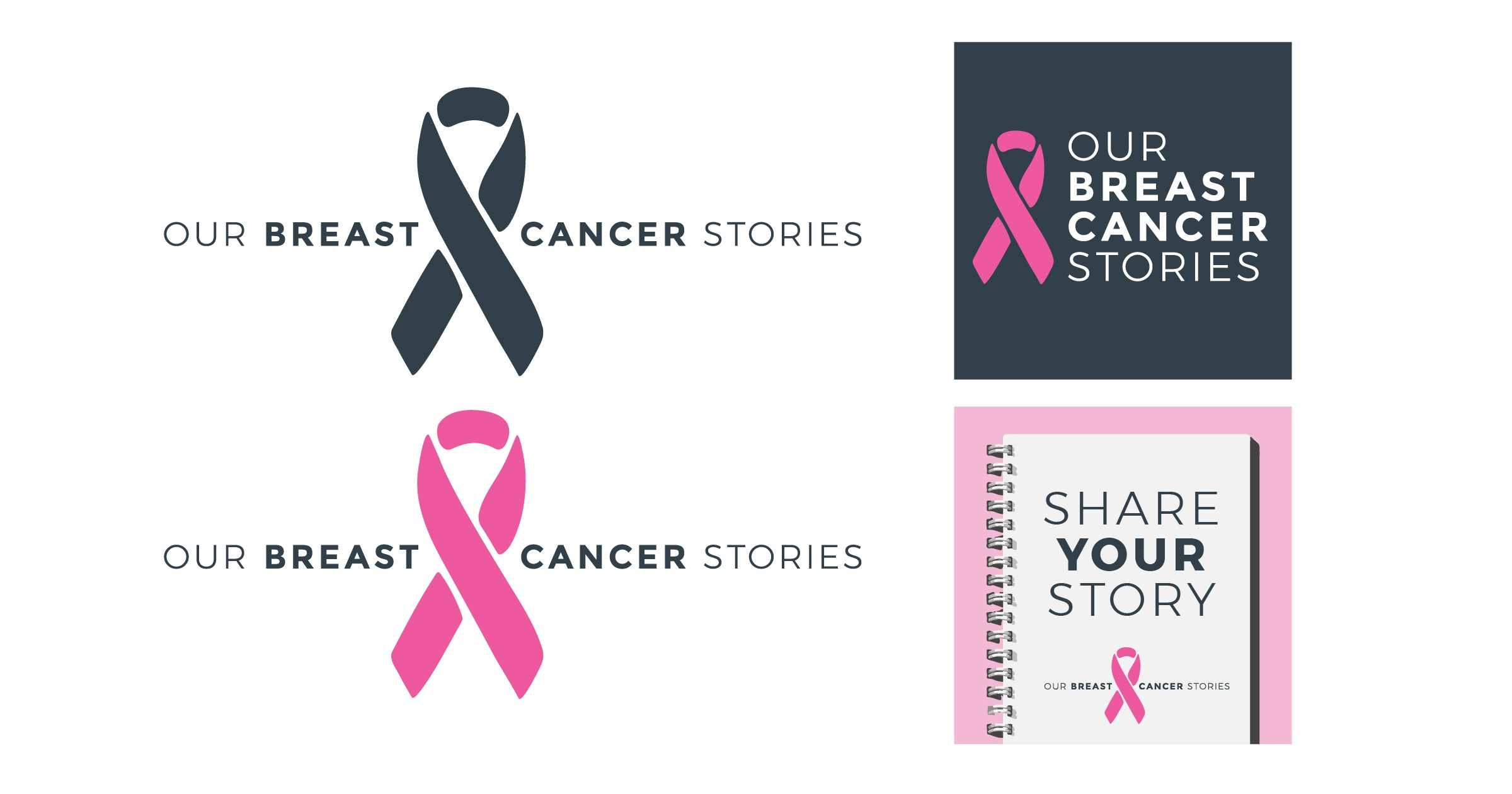 Final Branding - Logo, colors, and social graphic