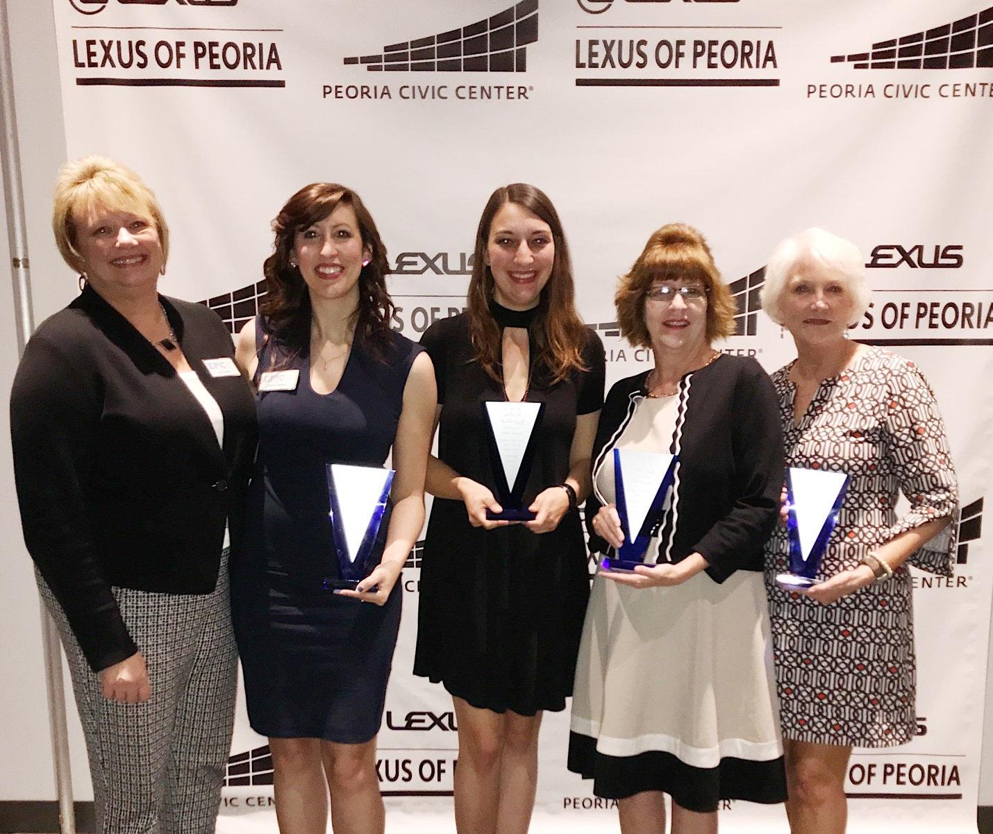 Congratulations to all the 2019 PRA Award Winners!