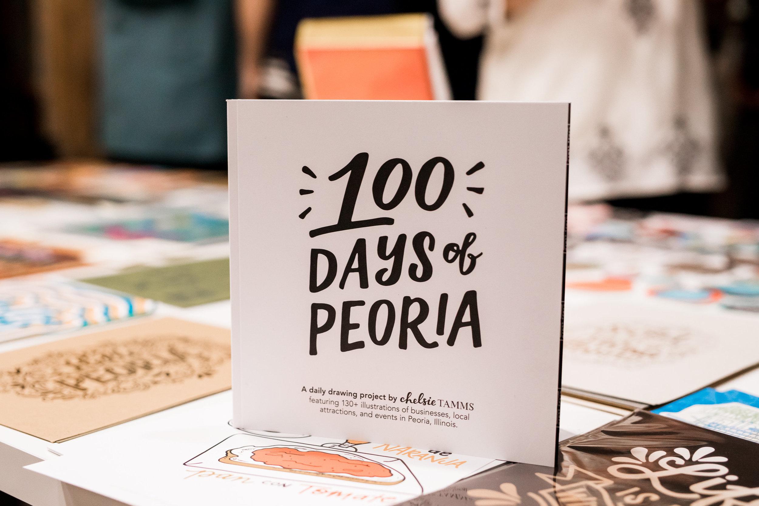 100 Days of Peoria Book