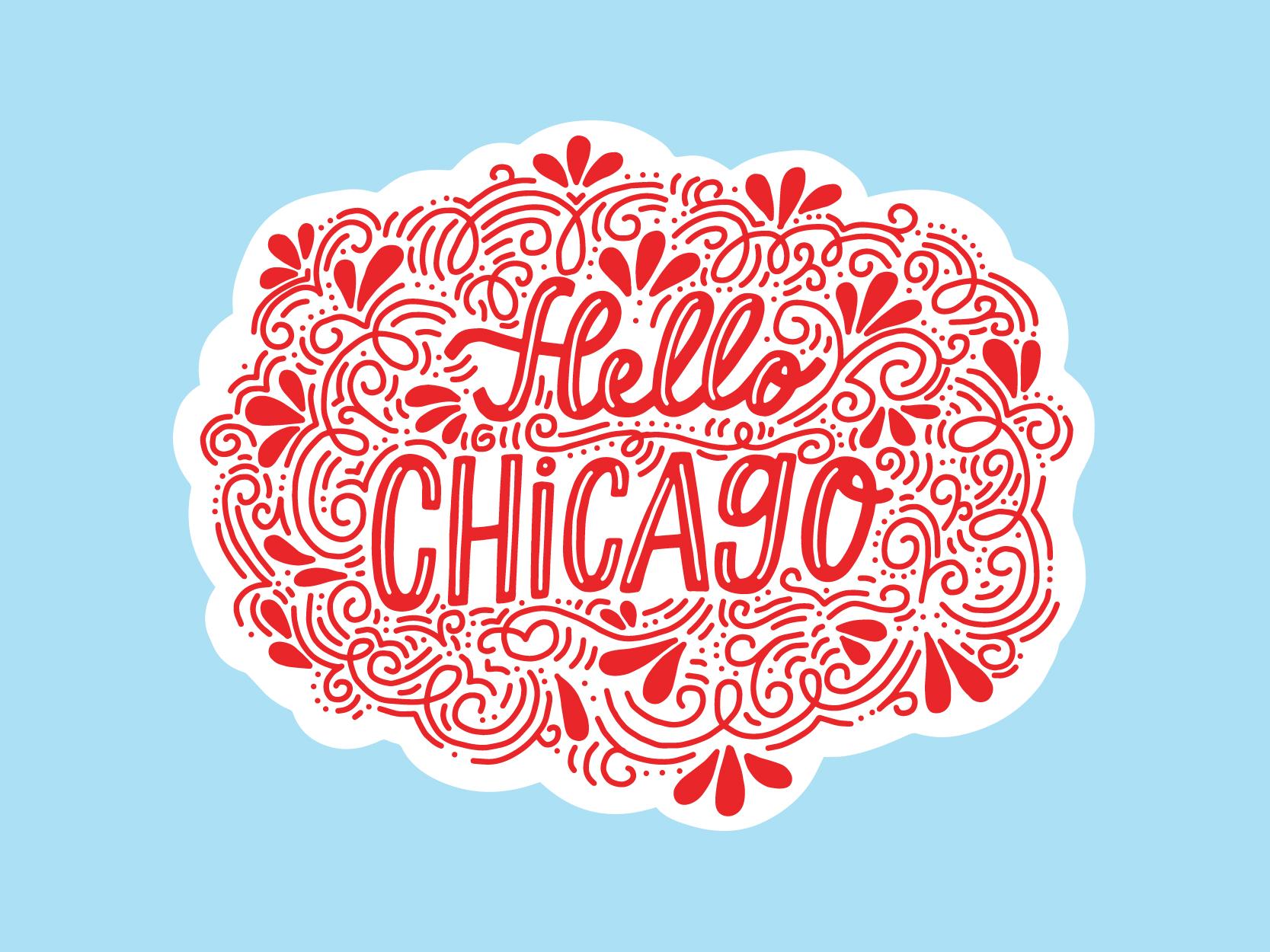 Hello Chicago Design