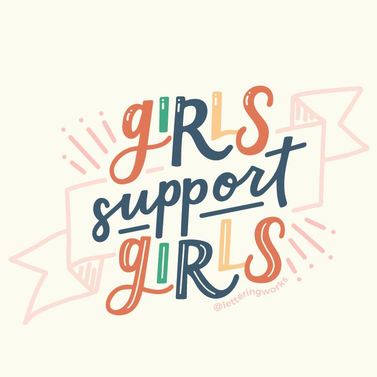 Girls Support Girls