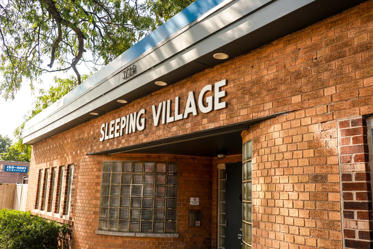 Sleeping Village in Avondale