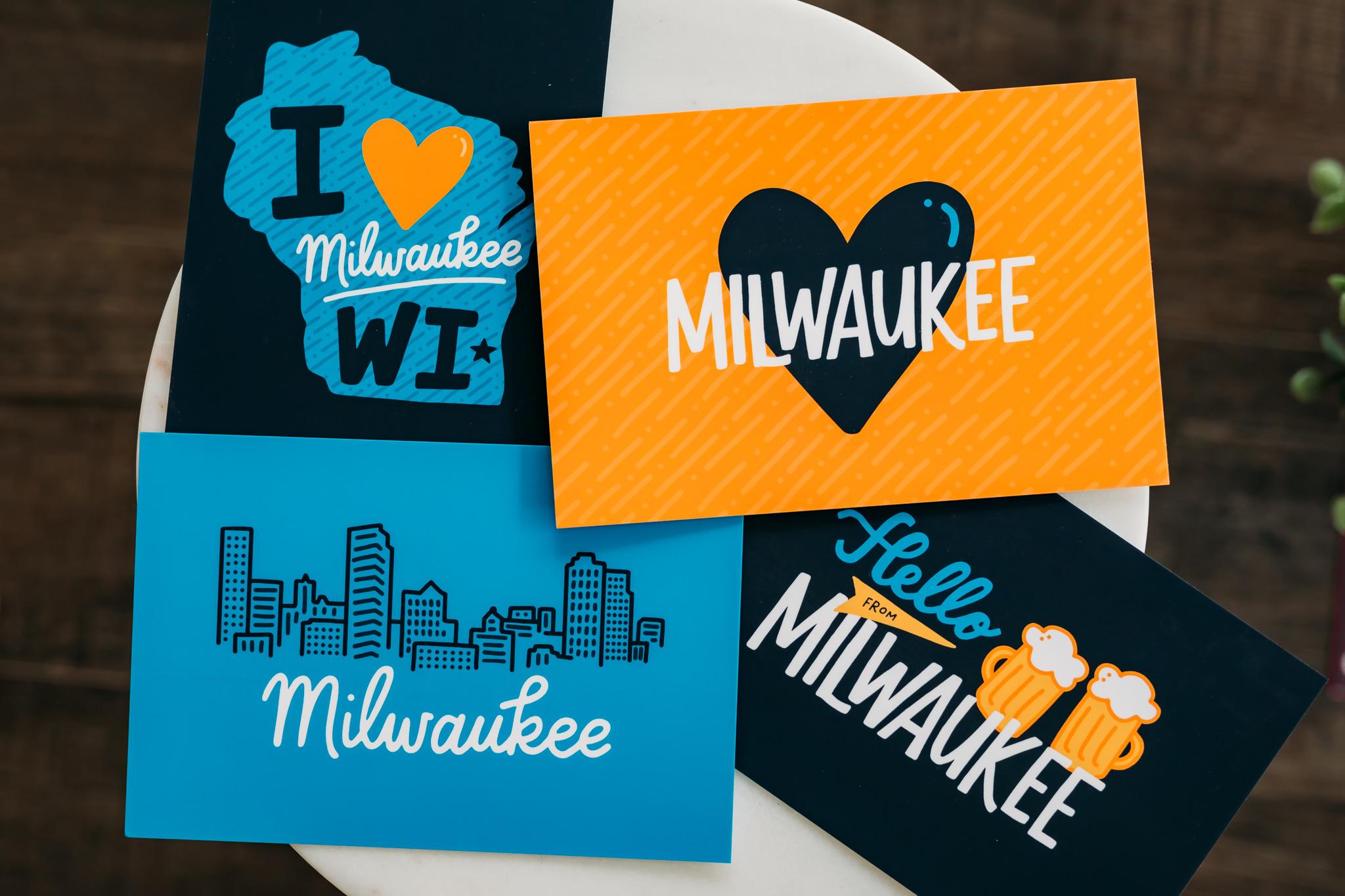 Milwaukee Postcards