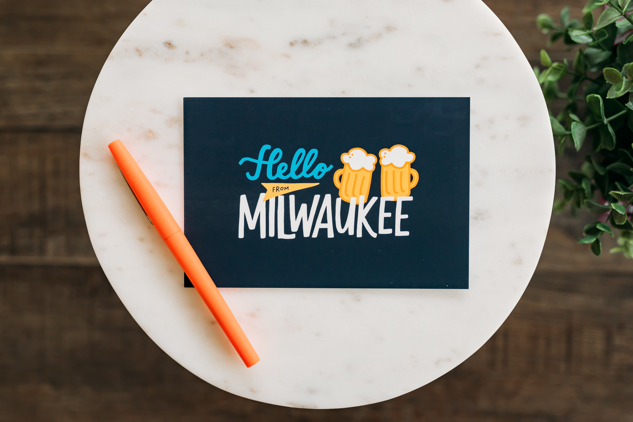 Hello from Milwaukee