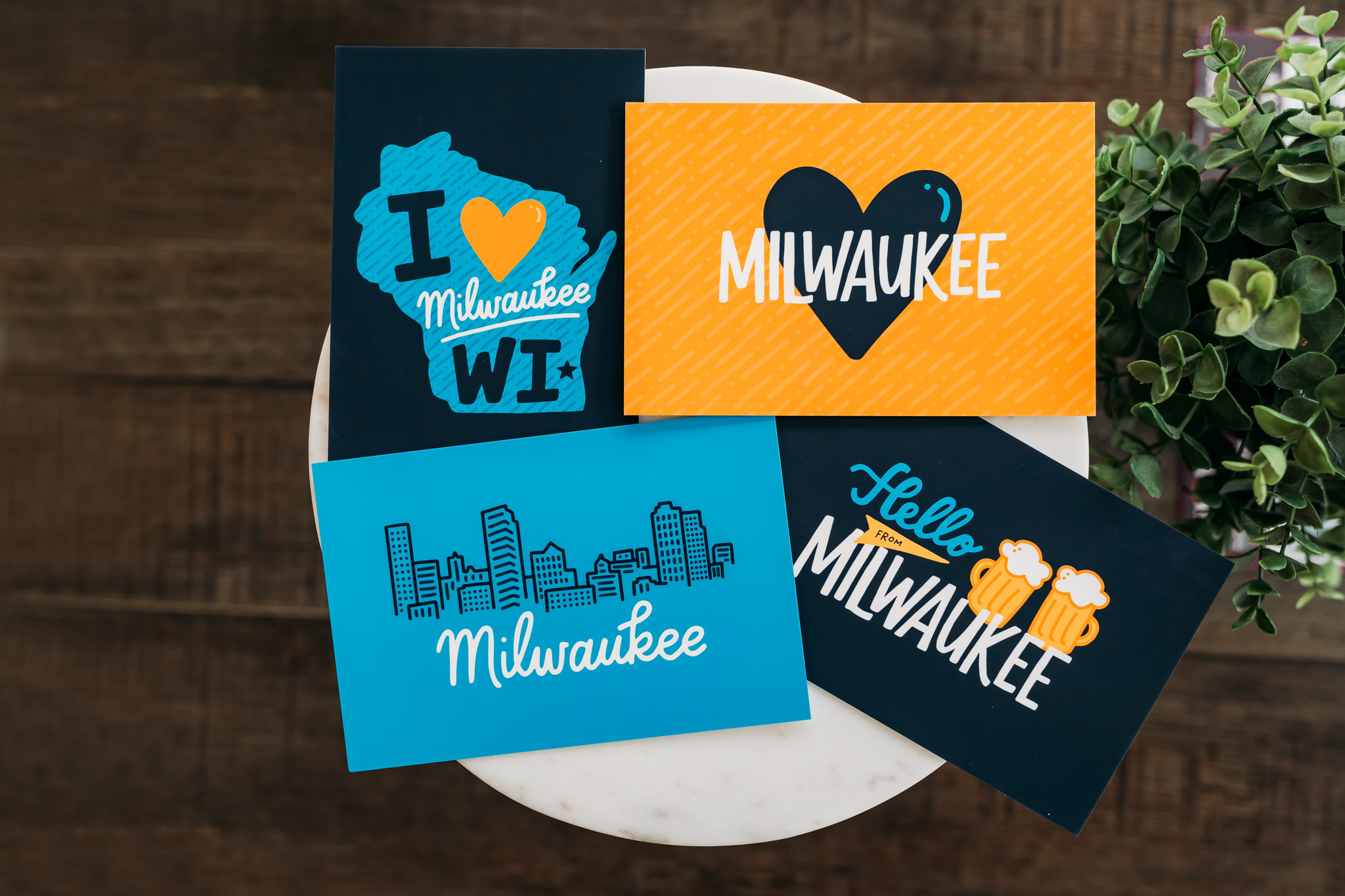 Milwaukee Products by Lettering Works