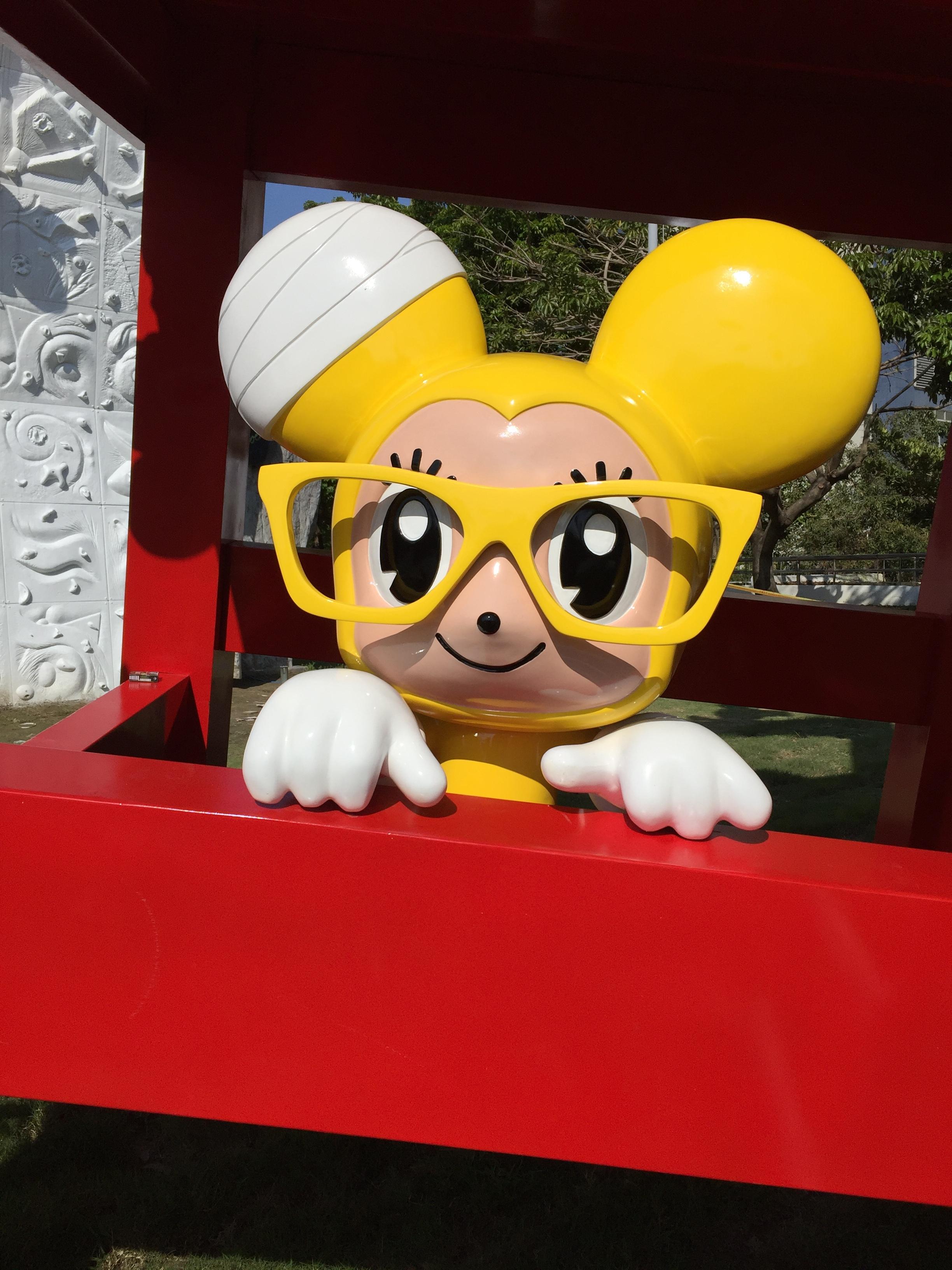 童年狂想曲小鼠照片_都市藝術提供.JPG