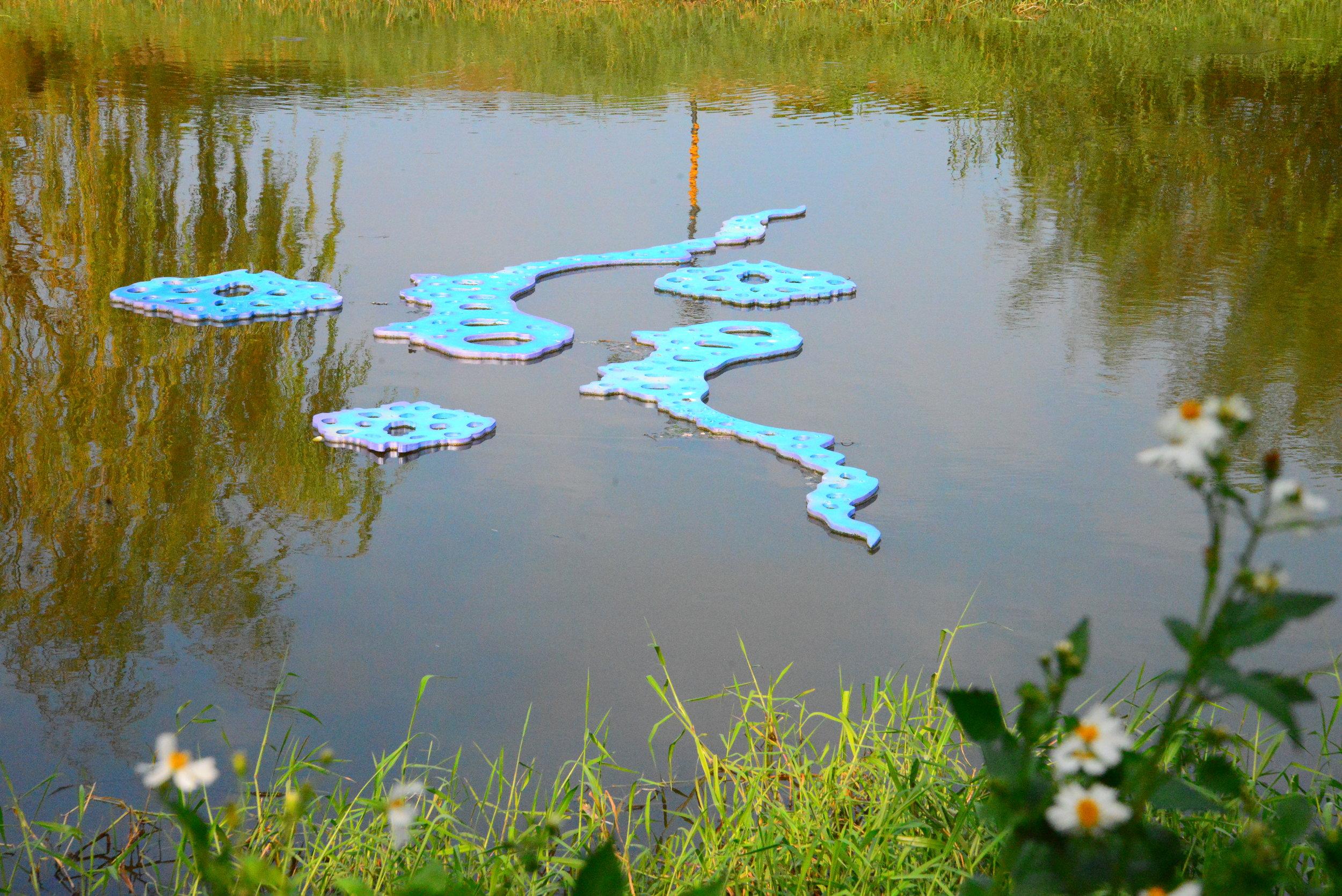 水漣漪|黃蘭雅