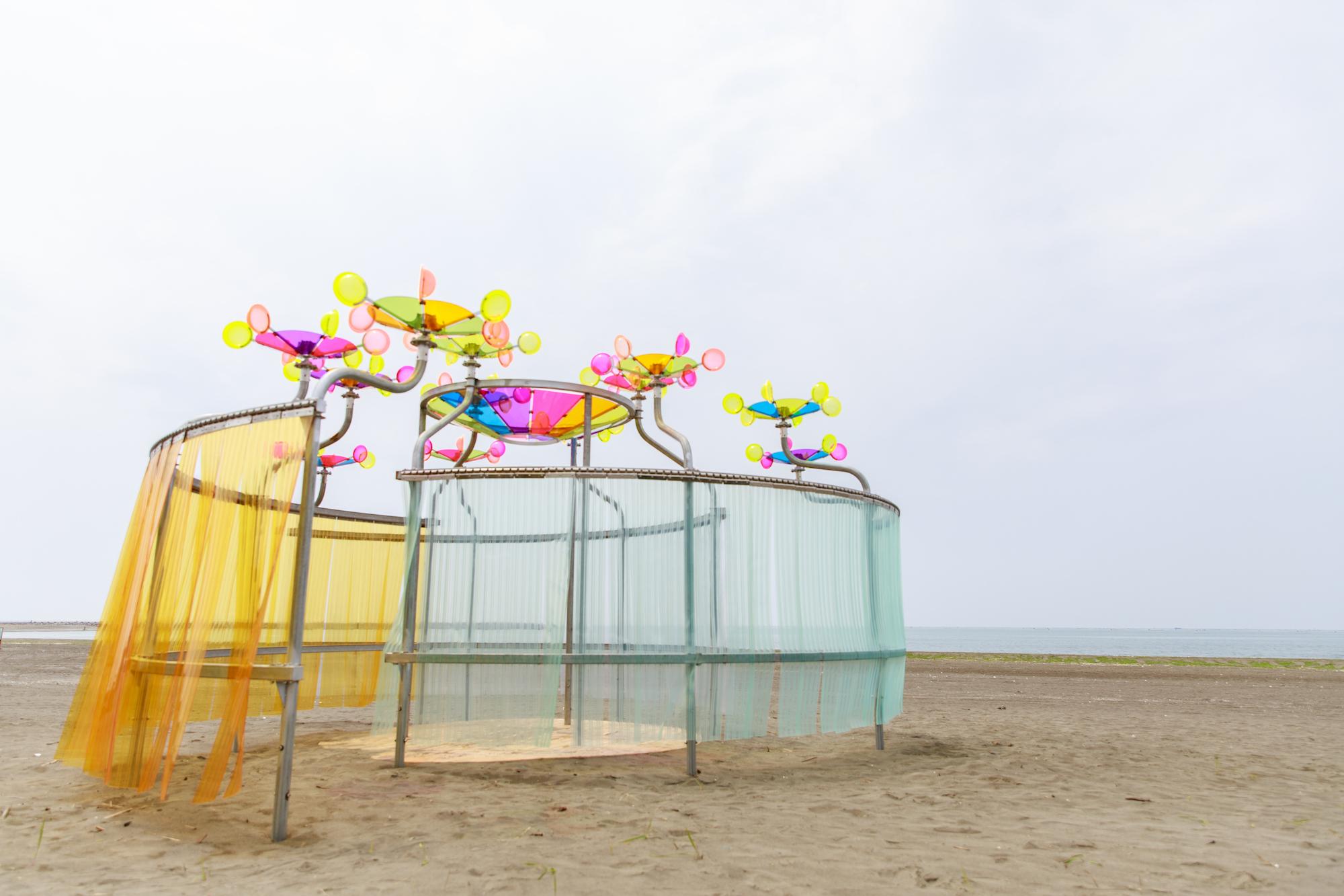 海風Disco|彡苗空間實驗