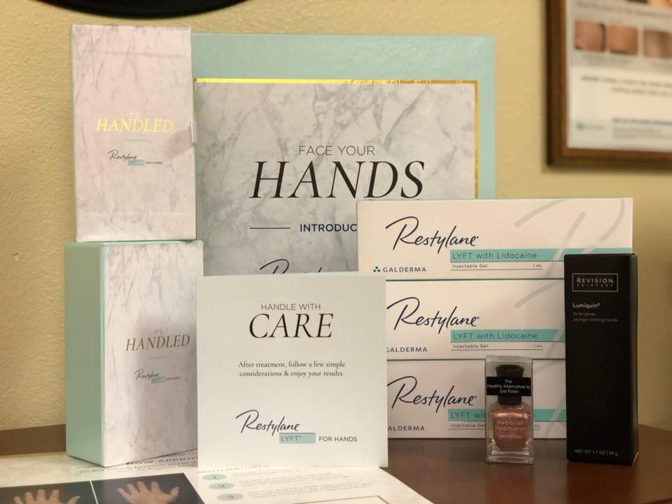 Free Hand Rejuvenation Treatment: Month of August Only! 3