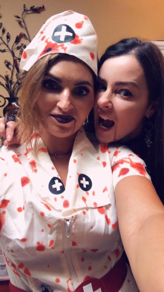 Halloween Bash: Skintastic has fun 36