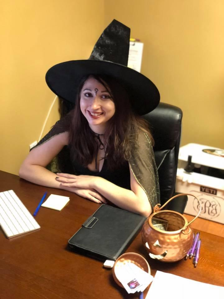 Halloween Bash: Skintastic has fun 37