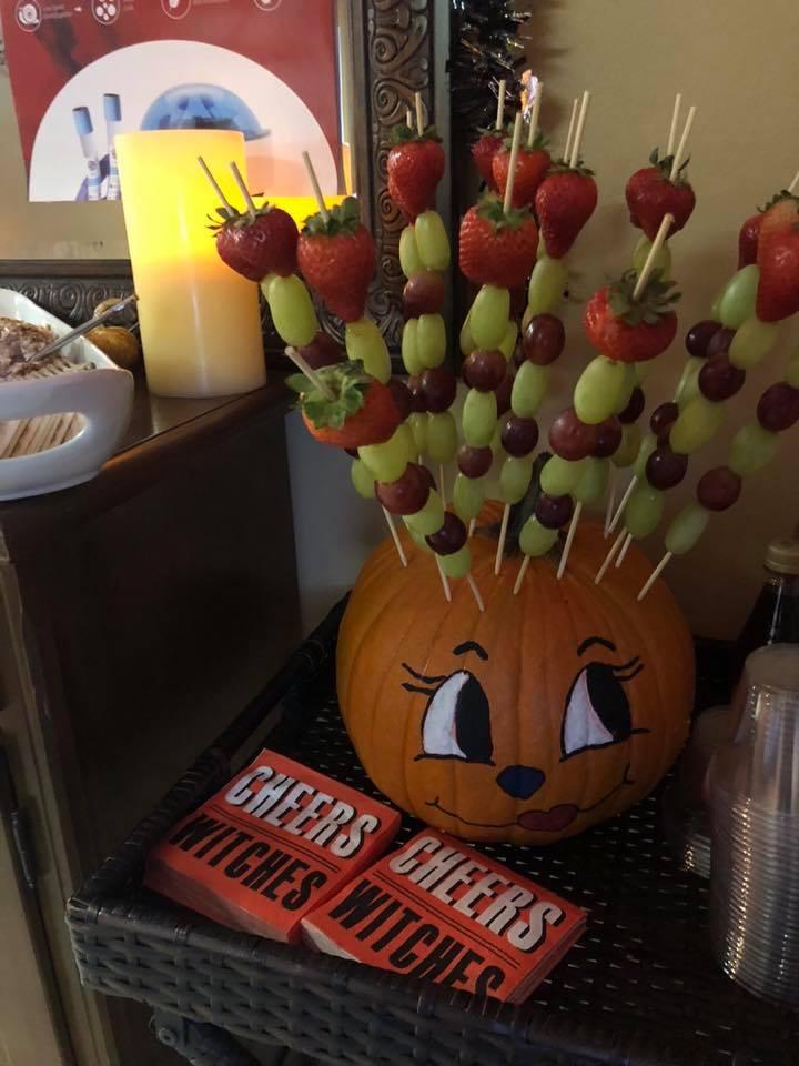 Halloween Bash: Skintastic has fun 42