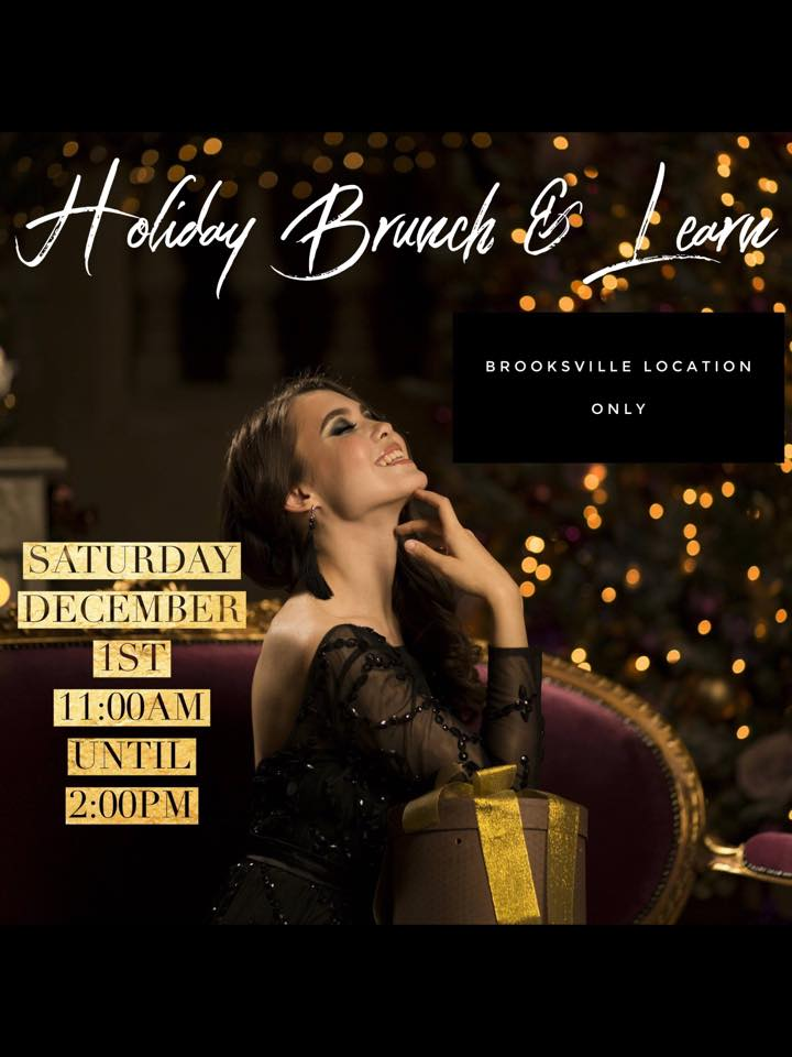 Holiday Brunch and Learn! 1