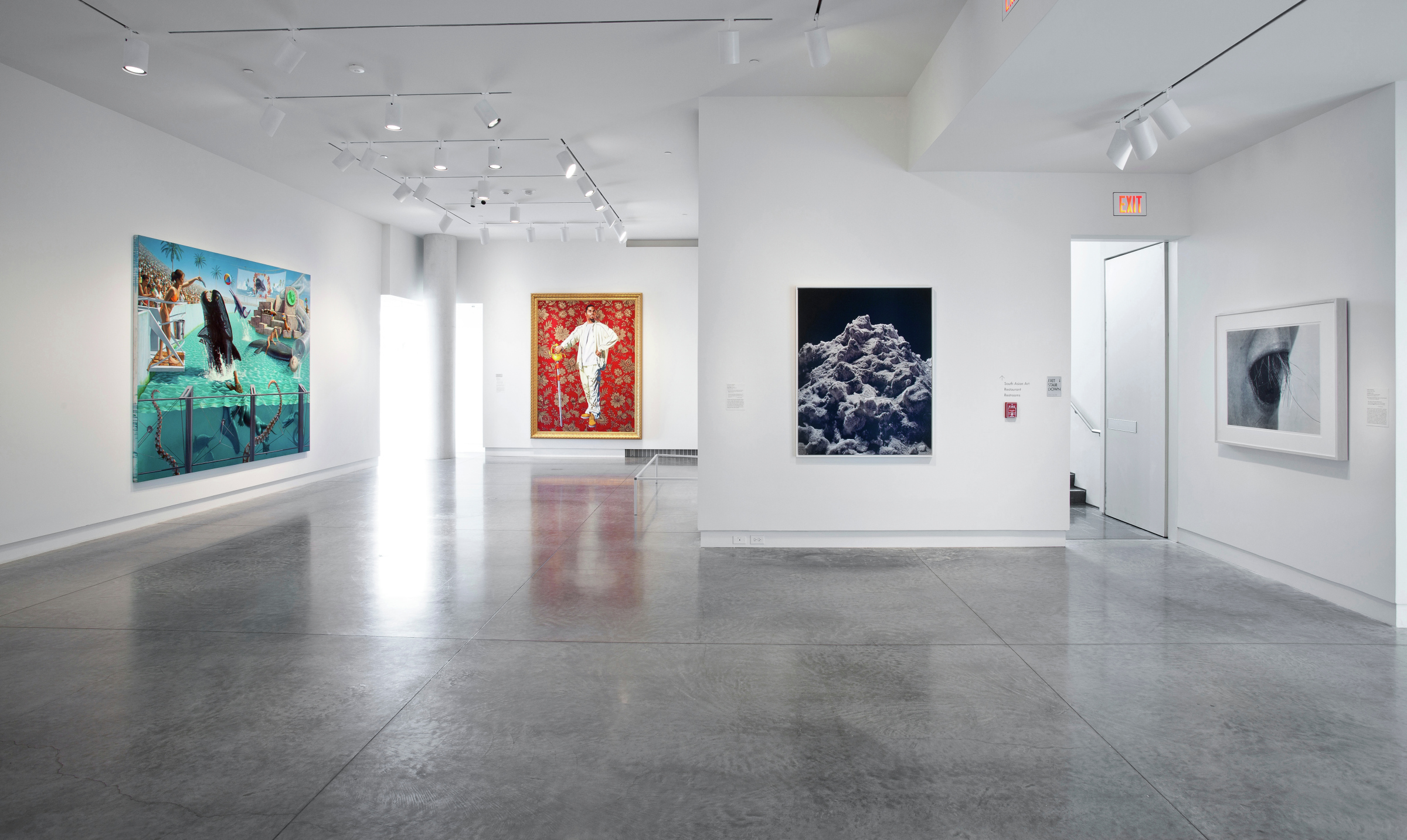 Modern and Contemporary Galleries, Virginia Museum of Fine Arts;  Images by Travis Fullerton & David Stover; Courtesy and Copyright VMFA.
