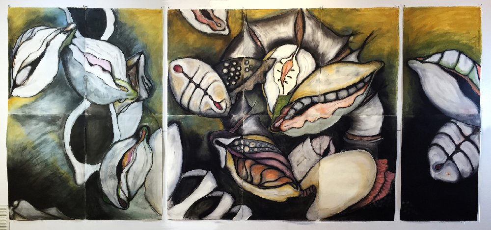 Susan Hensel - ErosTeeming - large scale pastel.jpg