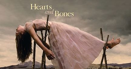 image: book cover, Tom Chambers Hearts and Bones