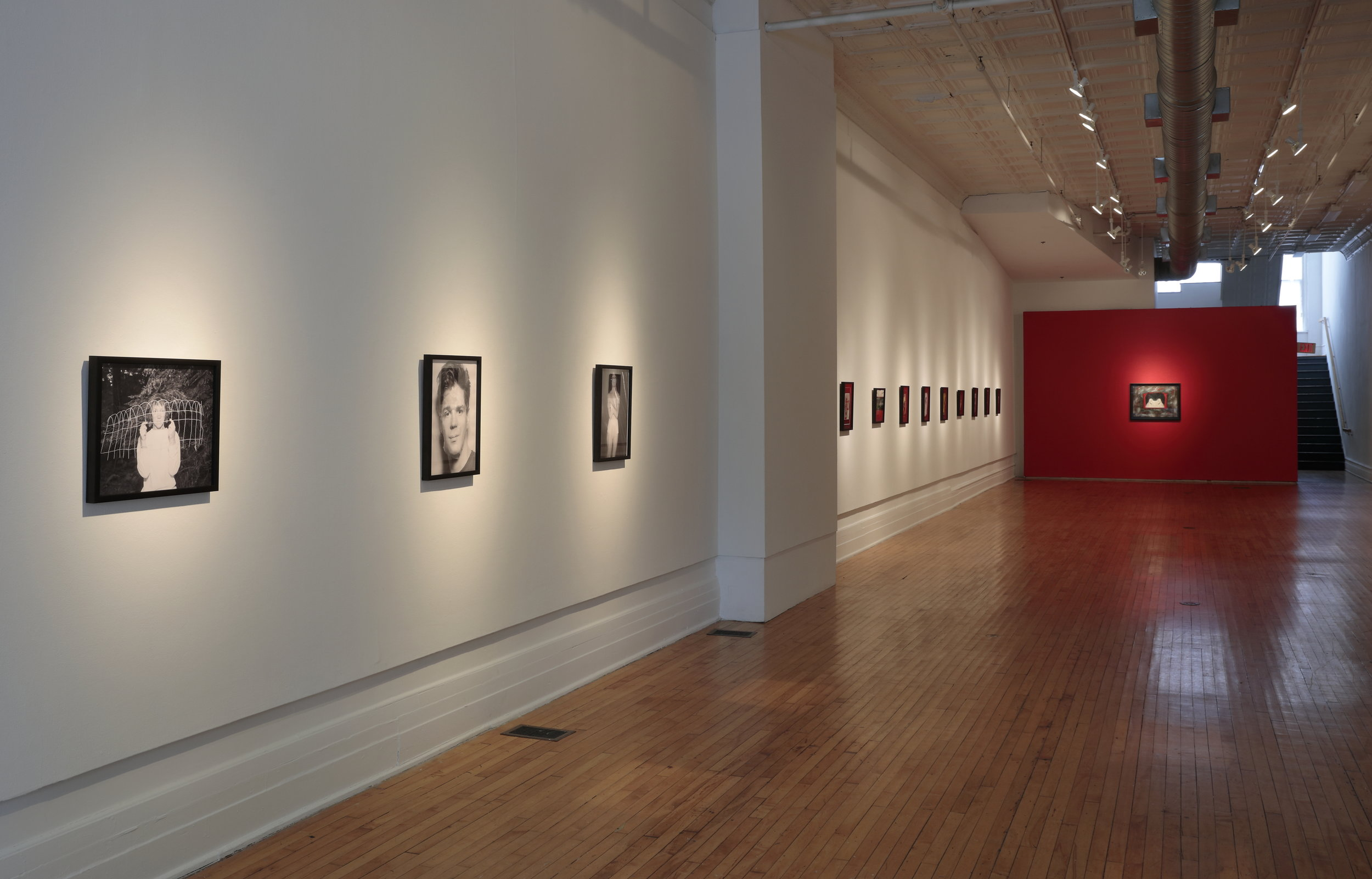 Cindy Neuschwander,   What were you after then? What are you after now? Cindy Neuschwander: 1984 - 1990  (installation shot), 2019  Photo by David Hunter Hale