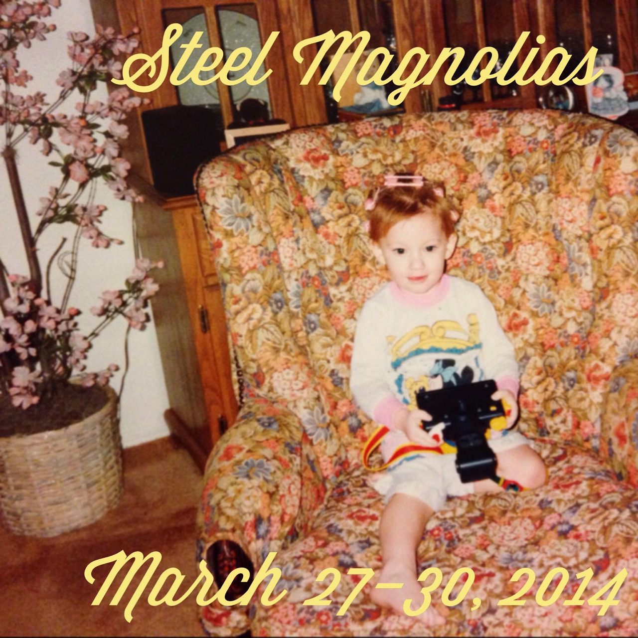 have you bought your tickets yet? Judsontheater.com/steelmagnolias!