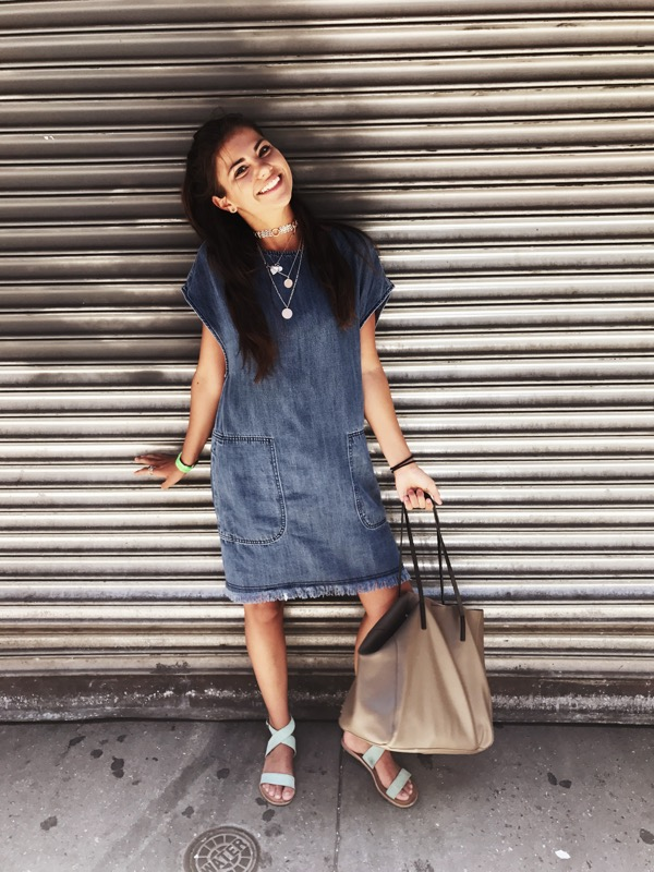 dress ( similar )/ shoes ( similar )/ bag ( similar )