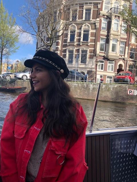 hat ,  jacket