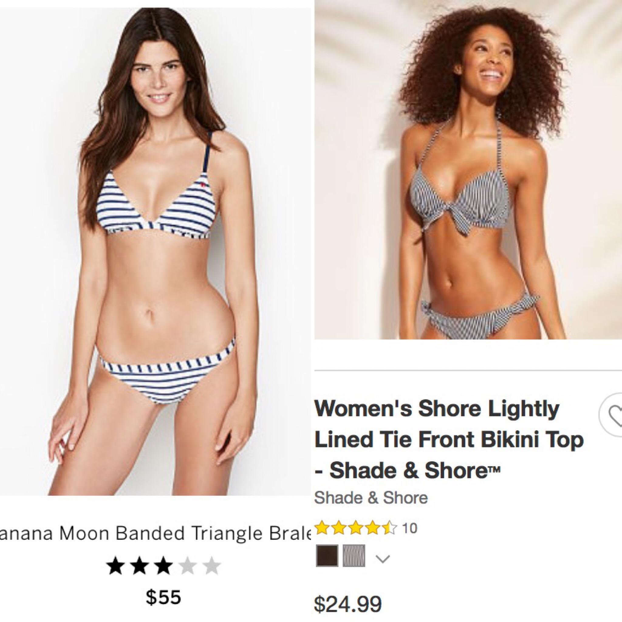 Victoria's Secret vs Target
